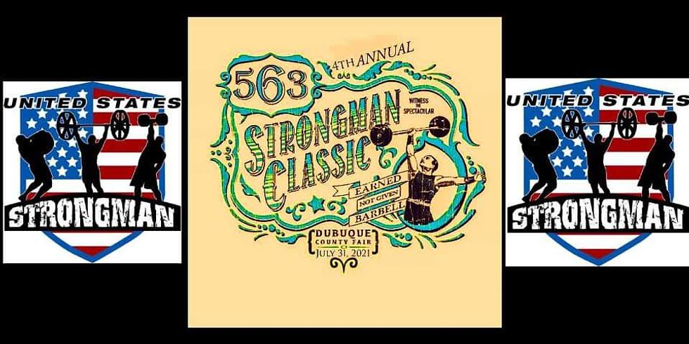 563 Strongman Classic IV