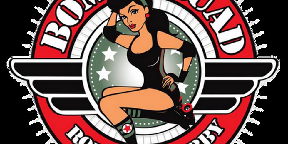 Dubuque Bomb Squad VS Quad City Rollers