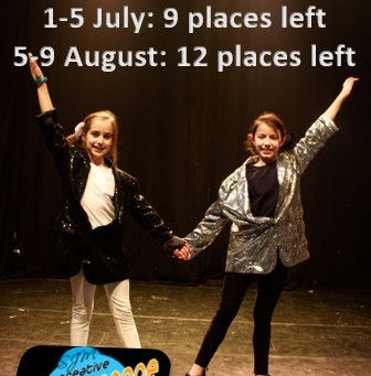 Summer Camp 2019 -  more places released