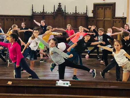 October Holiday Performance Camp