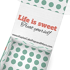 Sweet Treat Boxes - monthly subscription