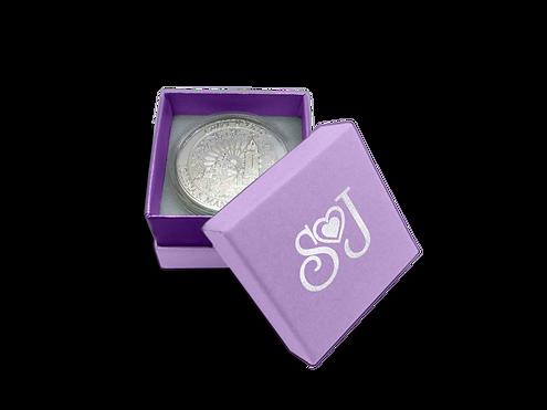 Coin gift box