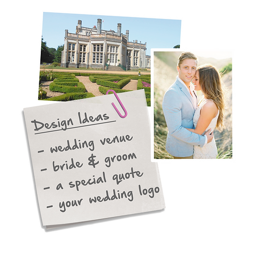 Wedding design ideas, wedding veue, brie and groom