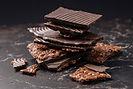 mordidas de chocolate
