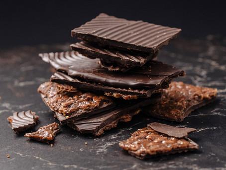 24 barras de caramelo al día
