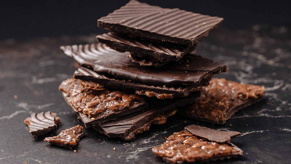 Minis Tablettes Chocolat Noir 75% Tanzani