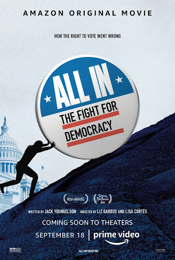 ALL IN: The Fight For Democracy (2020)