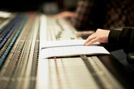 Konsonant Music Mixing a Score