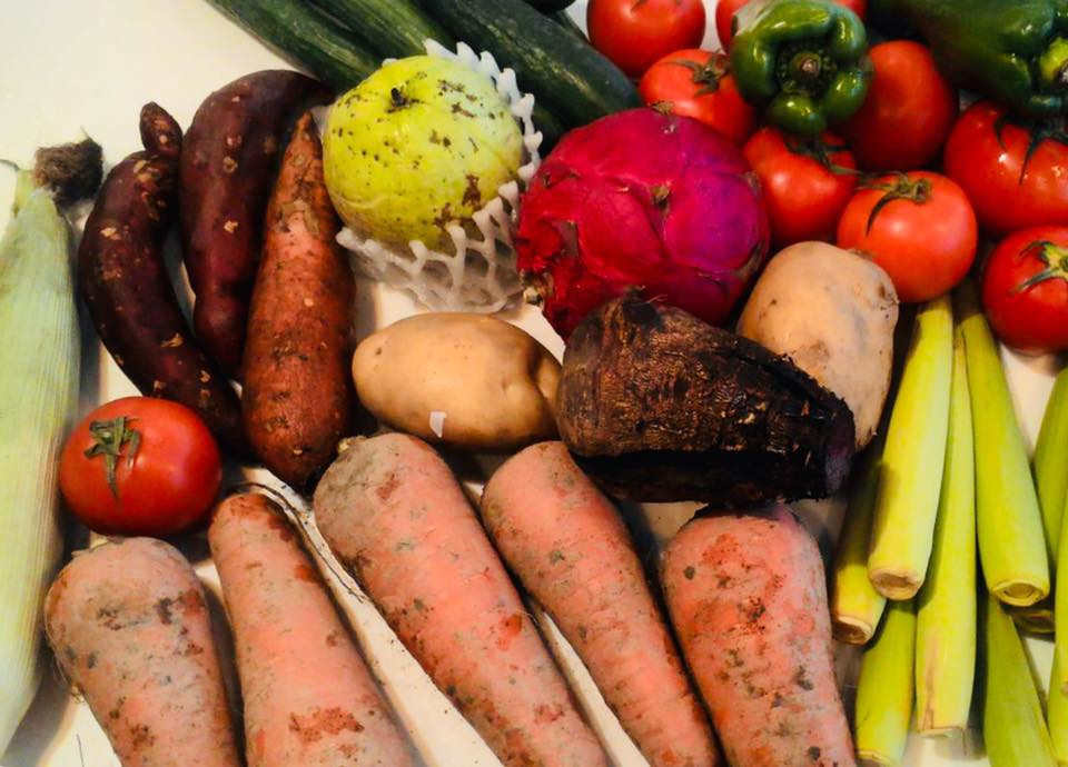 小農有機蔬菜