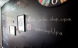 The Barber Shop 'Upa