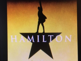 Review:  Hamilton at the Orpheum Theater, Omaha, NE