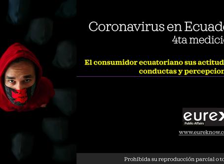 Coronavirus en Ecuador - 4ta Edición