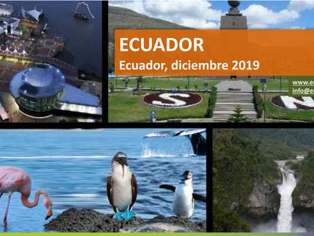 Situación del Ecuador - Diciembre 2019