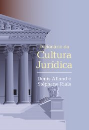 Dicionário da Cultura Jurídica