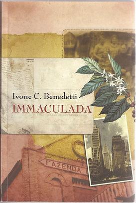 Ivone Benedetti, escritora, finalista Prêmio São Paulo Literatura 2010