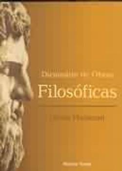 Dicionário de obras filosóficas