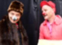 Spectacle clown Auvergne