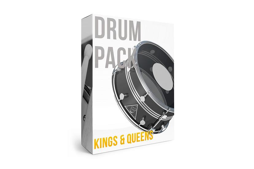 Kings & Queens - DrumPack