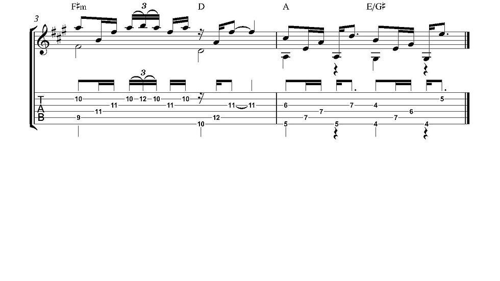 Feuer - Riff (Acoustic)