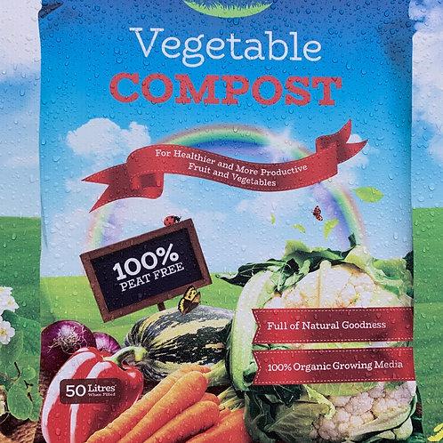 Happy Compost vegetable compost 50L