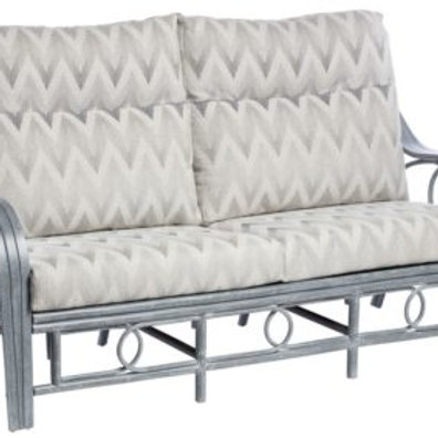 Madrid Grey 3 Seater Sofa