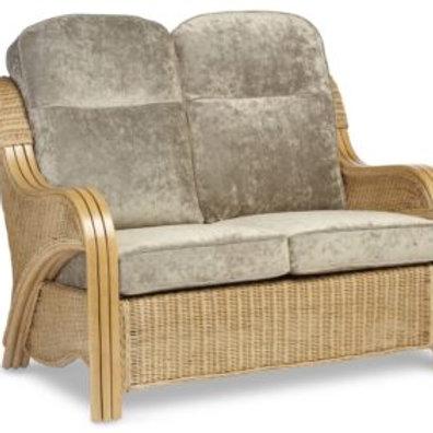 Opera Light Oak 2 Seater Sofa