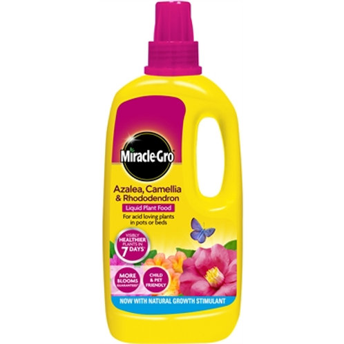 Miracle Gro Ericaceous liquid feed 1L