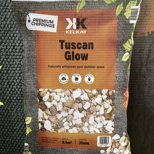Tuscan Glow chippings (large pack size)