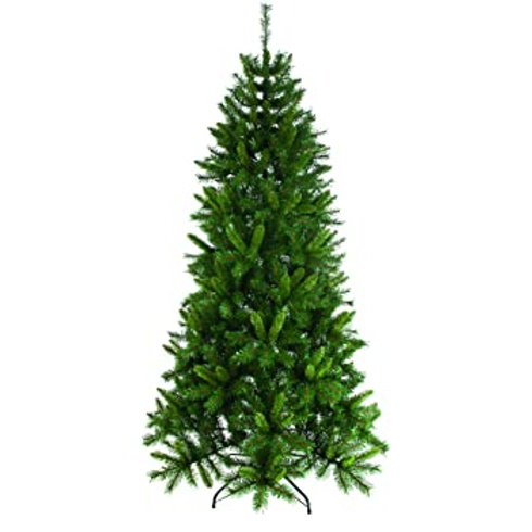 180cm (6ft) Green Heartwood Spruce