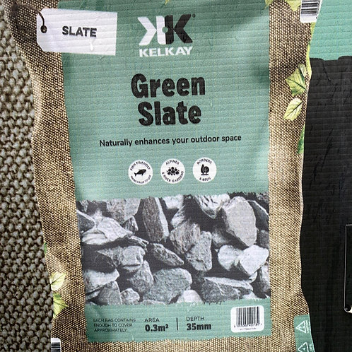 Green Slate 40mm (large pack size)