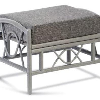 Bali Grey Footstool