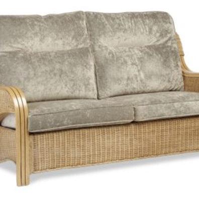 Opera Light Oak 3 Seater Sofa