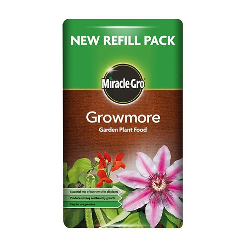 Growmore 8kg refill bag