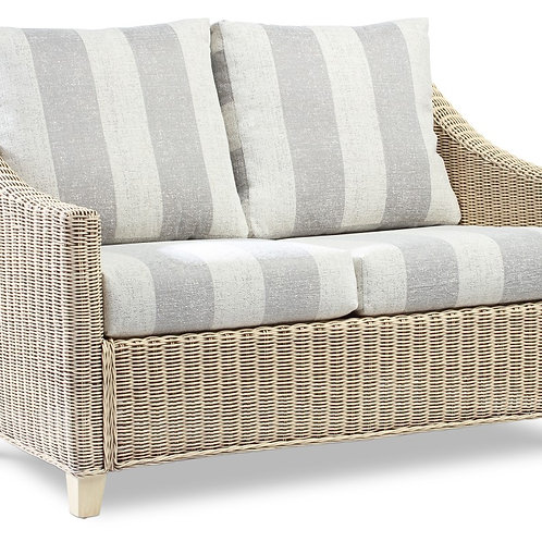 Dijon Natural 2 Seater Sofa