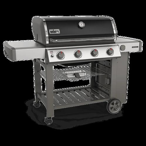Genesis® II E-410 GBS Gas Barbecue  black