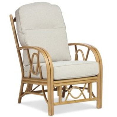 Bali Light Oak Standard Chair