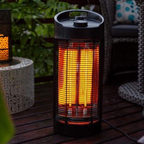 La Hacienda Nerva Revolving Tabletop Heater