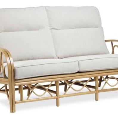 Bali Light Oak 3 Seater Sofa