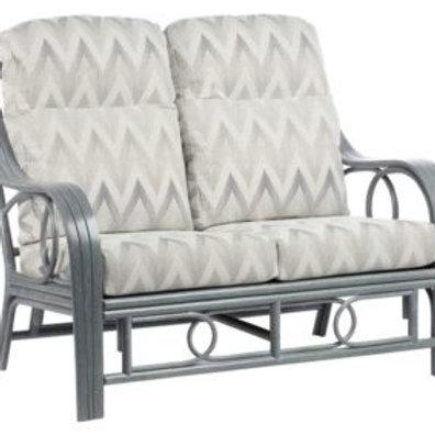 Madrid Grey 2 Seater Sofa