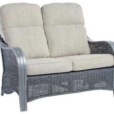 Turin Grey Wash 2 Seater Sofa