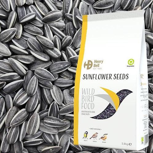 Henry Bell Sunflower seeds 2.8kg