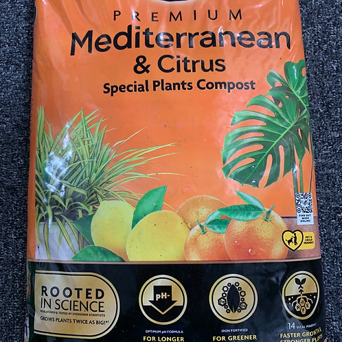 Miracle-Gro Citrus compost 6litres