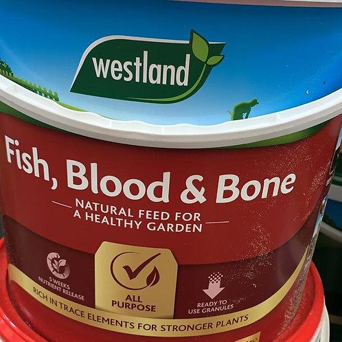 Westland fish, blood and bone 10kg
