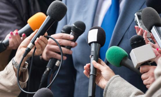 entrevista política