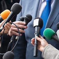 政治インタビュー