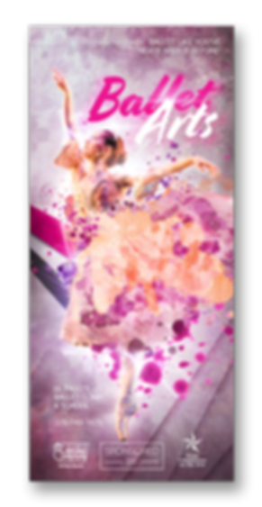 Cover of Ballet Arts