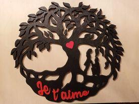 Arbre de Vie pour la Saint Valentin