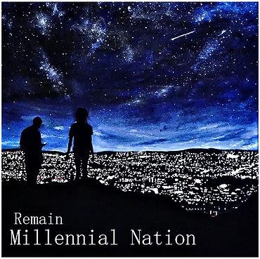 Millennial Nation Artwork Good (white bo