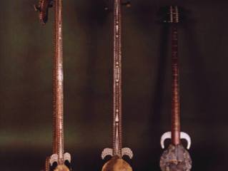 【Musical Instrument】Rubob
