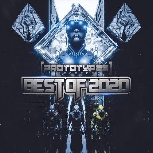 Prototypes Records - Best of 2020 [PR036] (Double CD + Digital)
